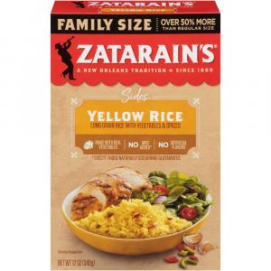 Zatarain's Yellow Rice Mix