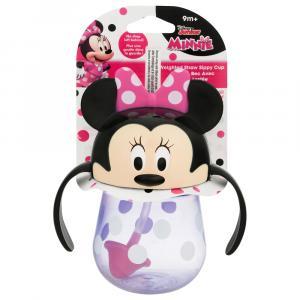 Disney Minnie Trainer with Straw