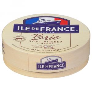 Ile De France Baby Brie Round