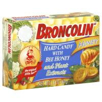 Broncolin Herbal Hard Candy