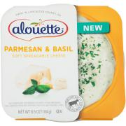 Alouette Parmesan & Basil Cheese Spread