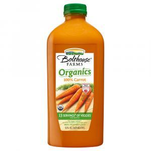 Bolthouse Farms Organics 100% Carrot Juice