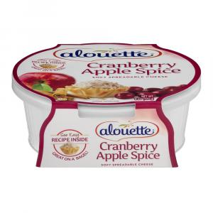 Alouette Cranberry Apple Spice Cheese