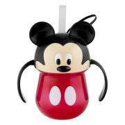 Disney Mickey Trainer with Straw