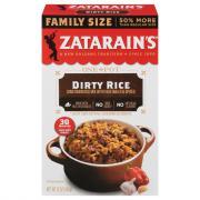 Zatarain's Family Size Dirty Rice