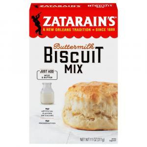 Zatarain's Buttermilk Biscuit Mix