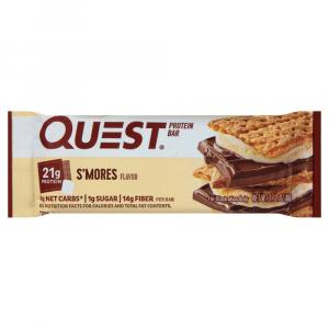 Quest Protein Bar S'mores