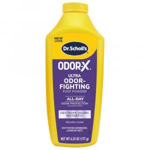 Dr. Scholl's Odor X Ultra Odor Fighting Foot Powder