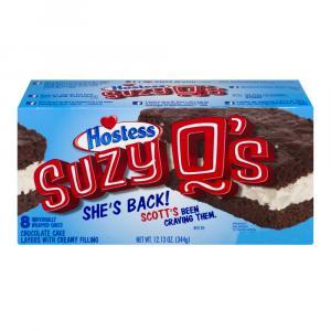 Hostess Suzie Q's