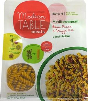 Modern Table Meals Mediterranean Lentil Rotini