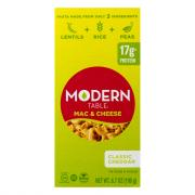 Modern Table Meals Mac & Cheese Classic Cheddar Lentil Elbow