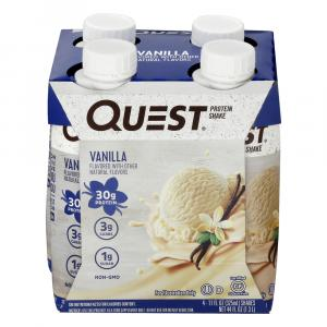Quest Vanilla Shake