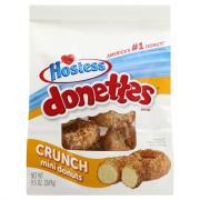 Hostess Crunch Donettes