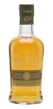 Tomatin 12 Year Old Single Malt Scotch