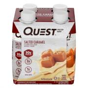 Quest Salted Caramel Shake