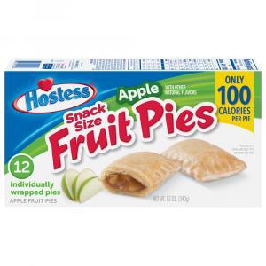 Hostess Apple Snack Size Fruit Pies