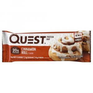 Quest Protein Bar Cinnamon Roll