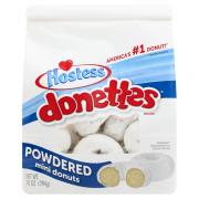 Hostess Powdered Donettes