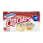Hostess Holiday Cupcakes