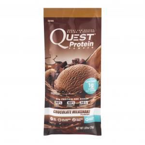 Quest Protein Powder Chocolate Milk Shake