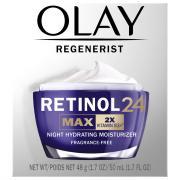 Olay Regenerist Retinol 24 Max Night Hydrating Moisturizer