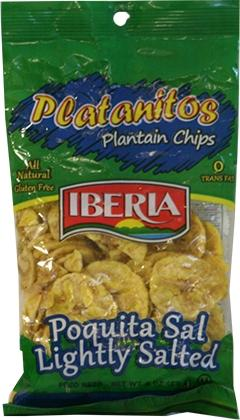 Iberia Lightly Salted Plantain Chips