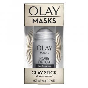 Olay Masks Pore Detox Black Charcoal Clay Stick