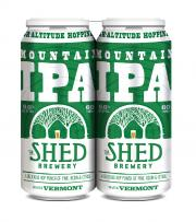 The Shed Brewery Mountain IPA