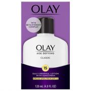Olay Age Defying Daily Renewel Lotion