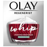 Olay Regenerist Whip Fragrance Free Active Moisturizer