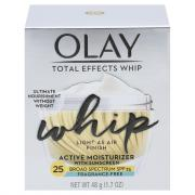 Olay Total Effects Whip Fragrance Free Active Moisturizer