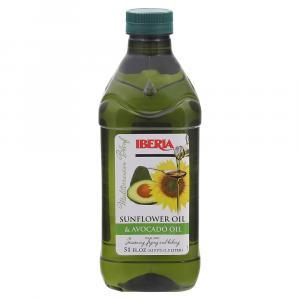 Iberia Sunflower and Avocado Oil