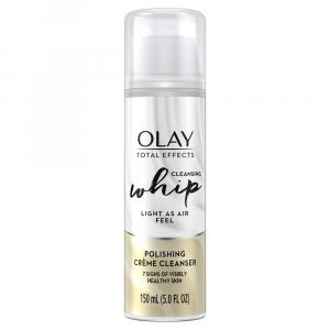Olay Total Effects Whip Polishing Creme Cleanser
