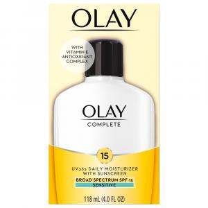 Olay Unscented UV Protection Lotion