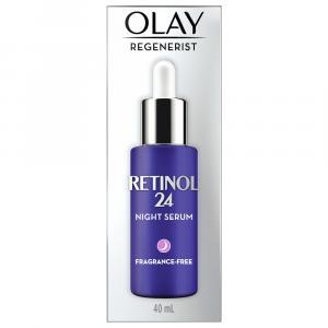 Olay Regenerist Retinol 24 Night Serum Fragrance-Free
