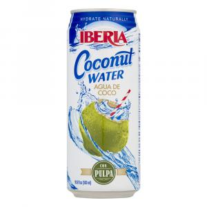 Iberia Coconut Water With Pulp