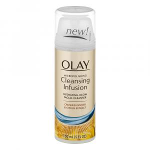 Olay Cleansing Infusion Crushed Ginger & Citrus Extra