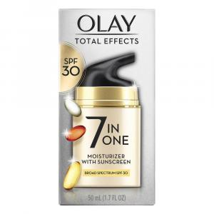 Olay Total Effects 7 Anti-aging Moisturizer SPF 30