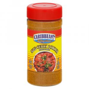 Caribbean Rhythms Mild Curry Powder
