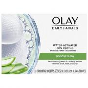 Olay Gentle Sensitive Clean Daily Facials Dry Cloths