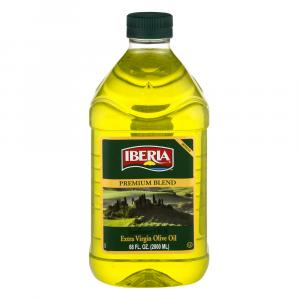 Iberia Sunflower Oil & Extra Virgin Olive Oil