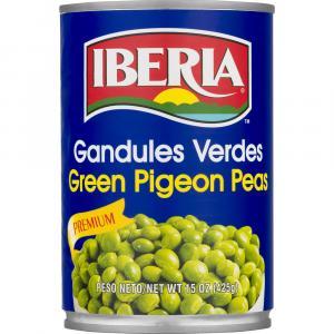 Iberia Green Pigeon Peas