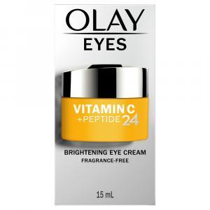Olay Vitamin C + Peptide 24 Brightening Eye Cream