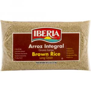 Iberia Brown Rice Long Grain