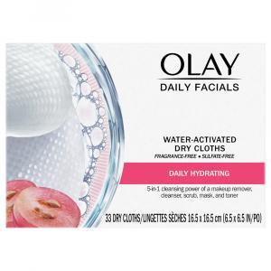 Olay Normal 4-in-1 Daily Facial Cloths