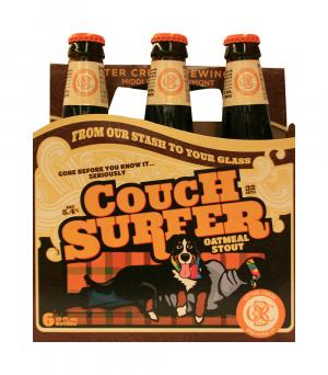 Otter Creek Couch Surfer Oatmeal Stout