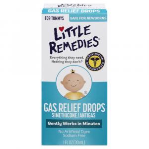 Little Remedies Little Tummys Gas Drops
