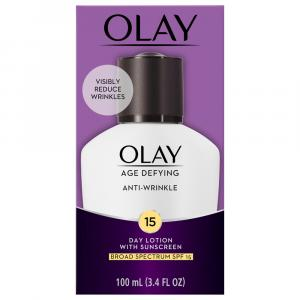 Olay Age Defying Anti-Wrinkle UV Lotion