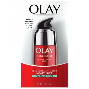 Olay Regenerist Micro-Sculpting Fragrance-Free Serum