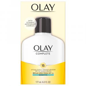 Olay Complete Sensitive Skin All Day Moisture SPF 15